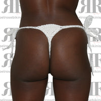 Summer Peach Basic Thong