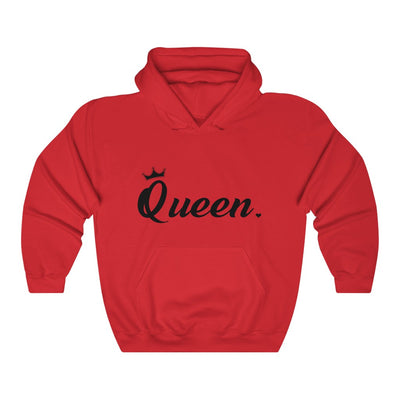 Queen Unisex Hooded sweatshirt with front pocket