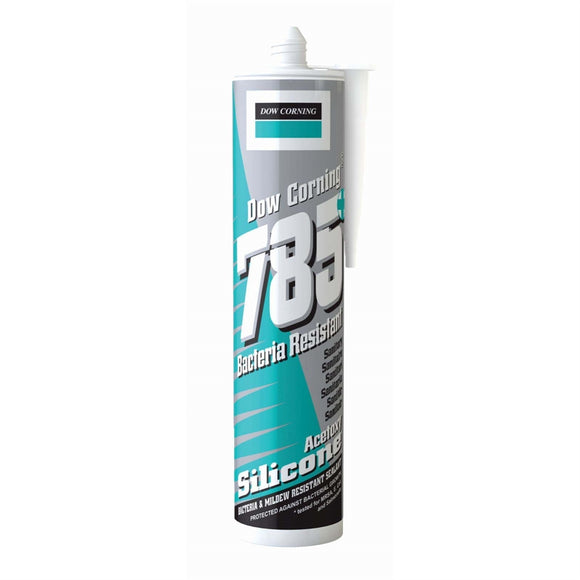 Dow Corning 785 Sanitary Sealant White 310ml