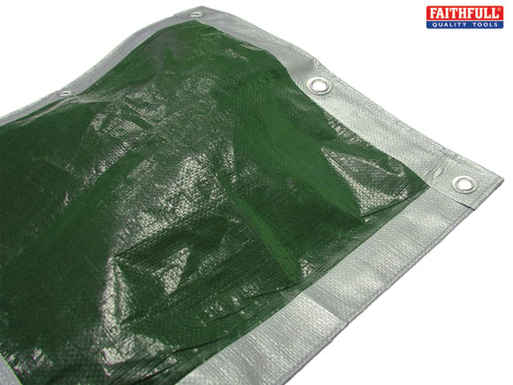 Faithfull Heavy Duty Tarpaulin