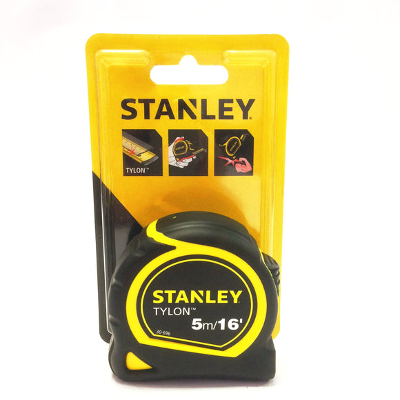 Stanley tylon tape measure 5 metre