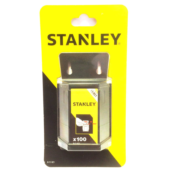 Stanley blade dispenser 8-11-921 100 blades