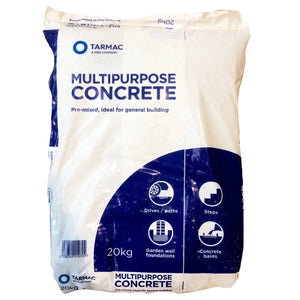 Multi purpose concrete 20kg tarmac horley crawley