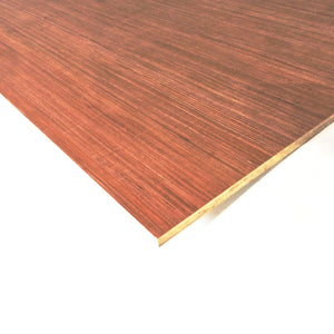 Plywood sheet material