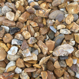 20mm gravel shingle pebble bulk bag aggregates horley