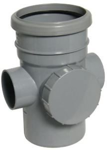 Soil Access Pipe 110mm