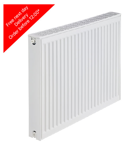 henrad compact radiators type 22 double convector radiator supplier horley surrey