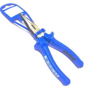 Unior 504 long nose pliers with sidecutter
