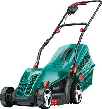 bosch 34r electric lawnmower horley