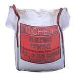 bulk bag gravel shingle horley diy building