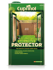 cuprinol shed and fence care treatment paint horley