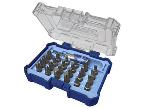 Faithful 25 piece drill bit set
