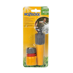 Hozelock Nozzle and Waterstop Connector