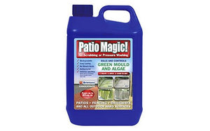 patio magic kills green mould and algae horley