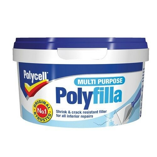 Polycell Multi- Purpose Polyfilla Tub 600g