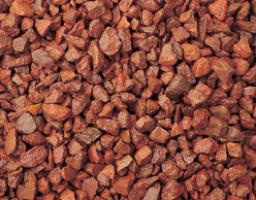 Red chippings 25kg