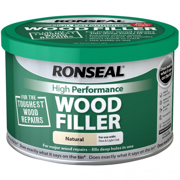 Ronseal Wood Filler Natural 275g