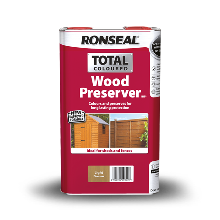 ronseal wood preserver horley wood treatment exterior
