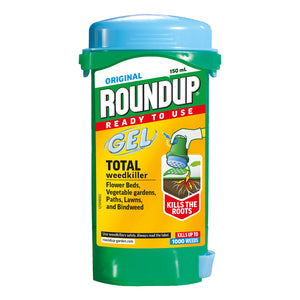 roundup weedkiller gel concentrate horley
