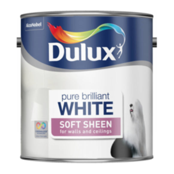 Dulux Emulsion Soft Sheen 2.5L