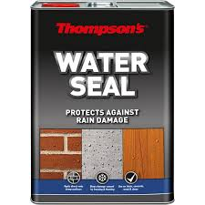 Thompsons Water Seal Clear 5 L