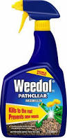 weedol pathclear weedkiller spray horley kills weeds