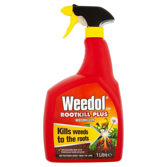 weedol rootkill plus weedkiller spray horley