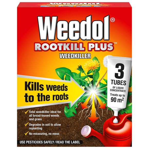 weedol rootkill plus concentrate horley weedkiller