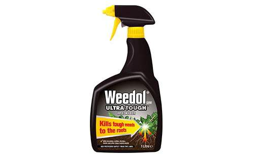weedol ultra tough weedkiller spray horley