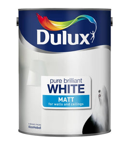 Dulux Matt Emulsion White 3L
