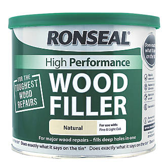 Ronseal Wood Filler Natural 550g