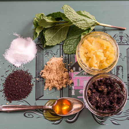 DIY Scrub Recipes