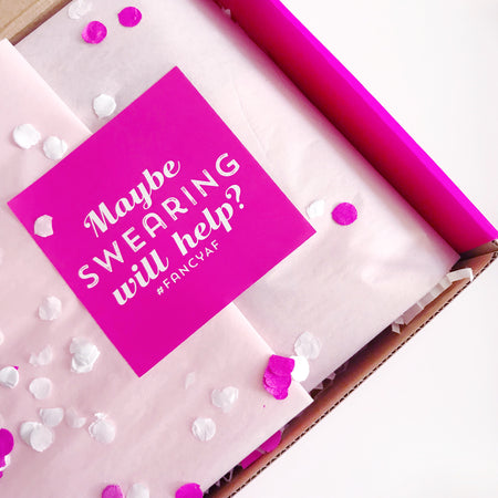 Featured Product:  Fancy AF Surprise Gift Boxes