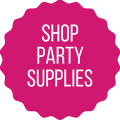 Custom and Unique Party Supplies