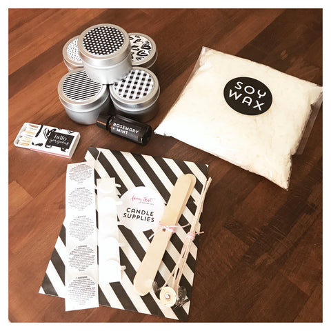 DIY Candle Making Kits Fancy That