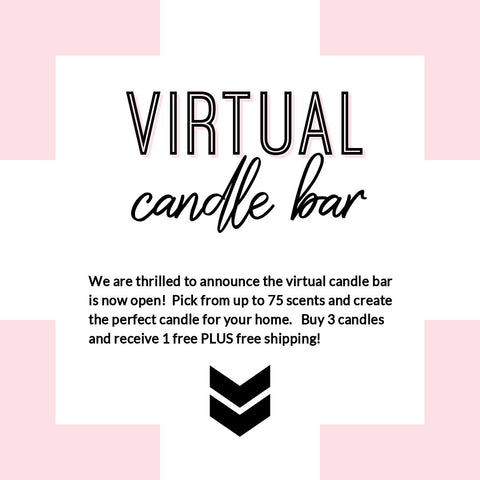 fancy that virtual candle bar