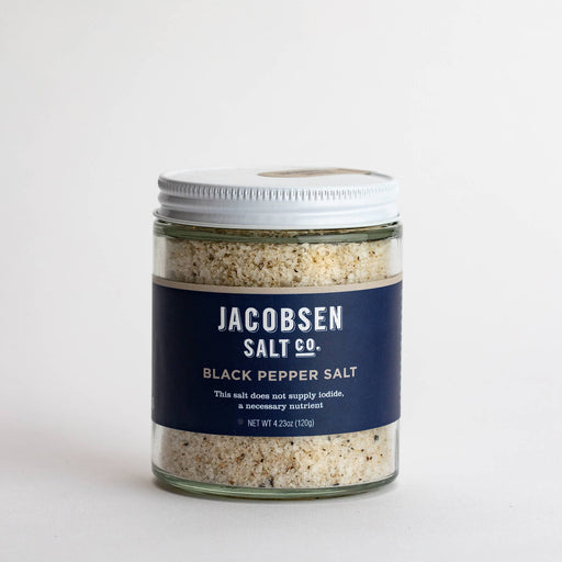 Infused Black Pepper Salt - Fancy That