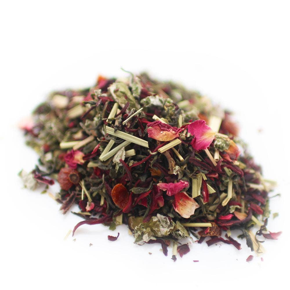 Nil Organic Tea - Raspberry Limeade - Fancy That