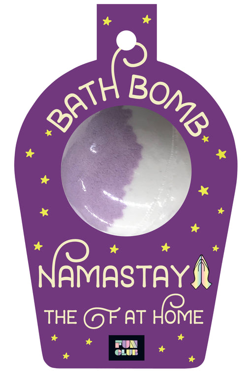 Namastay the F At Home Bath Bomb - Fancy That