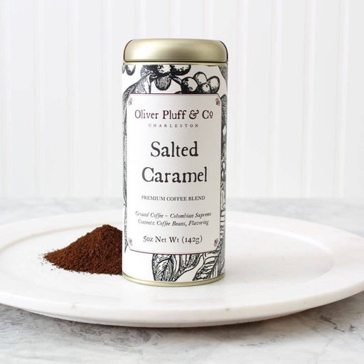 Salted Caramel Ground Coffee - Fancy That