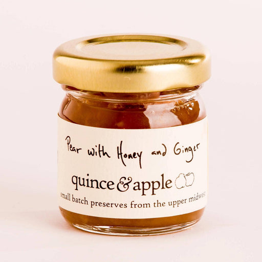Pear with Honey and Ginger Preserve - Fancy That