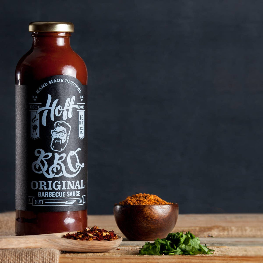 Hoff's Original Molasses Based BBQ Sauce - Fancy That
