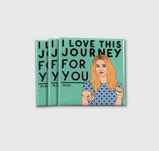 Alexis Journey Magnet - Fancy That