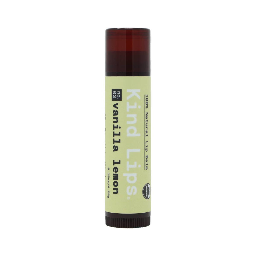 Kind Lips - Vanilla Lemon Lip Balm - Fancy That