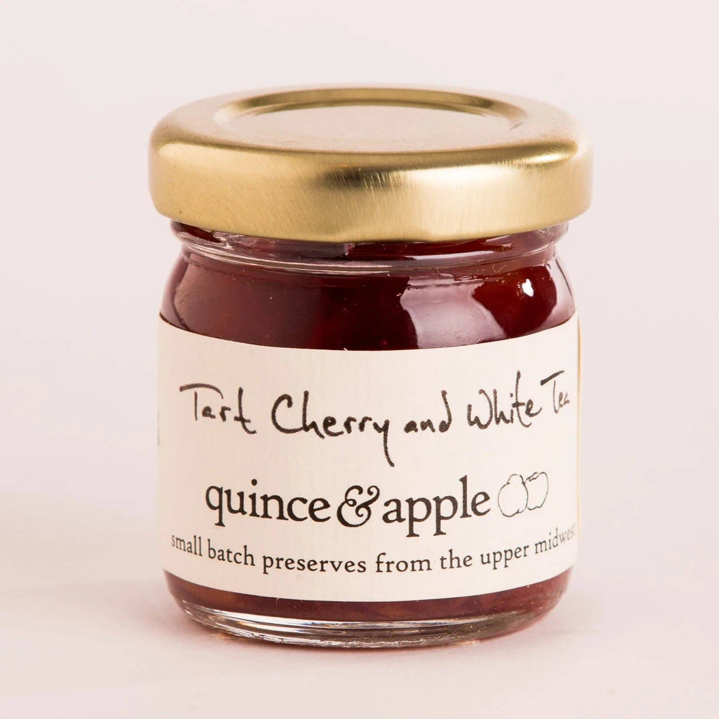 The Quince and Apple Company - Tart Cherry and White Tea Preserves - Retail - Fancy That