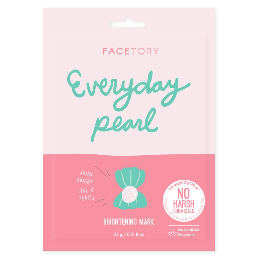 Pearl Brightening Mask - Fancy That
