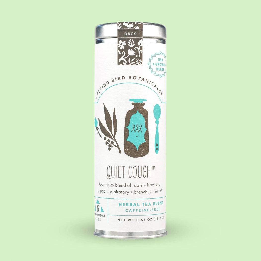 Quiet Cough Tea - Fancy That