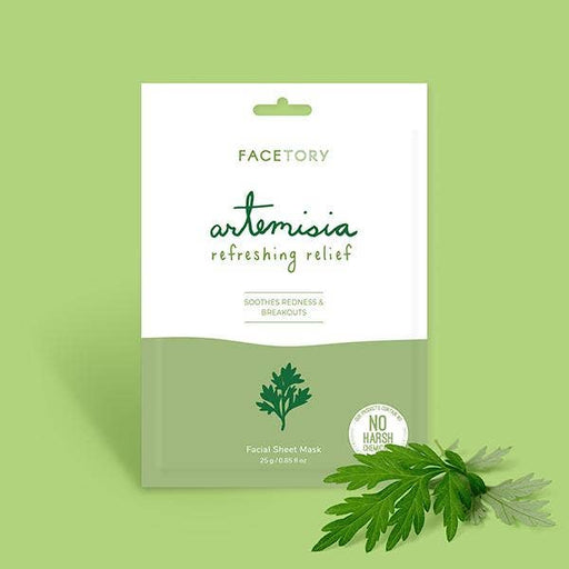 Refreshing Relief Facial Sheet Mask - Fancy That