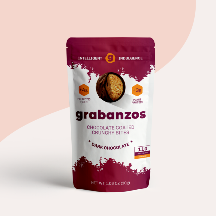 Grabanzos - Dark Chocolate - Fancy That