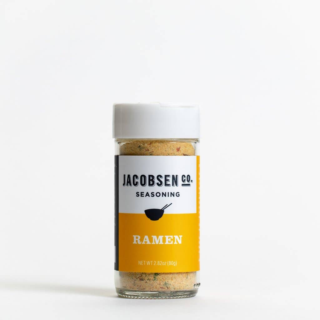 Jacobsen Salt Co - Ramen Seasoning - Fancy That